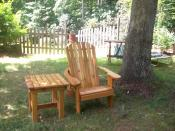 Click to enlarge image  - Adirondack Chair - Our Top-Selling Conventional Adirondack Chair