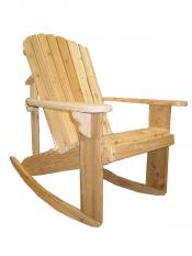 Click to enlarge image  - Adirondack Rocker -